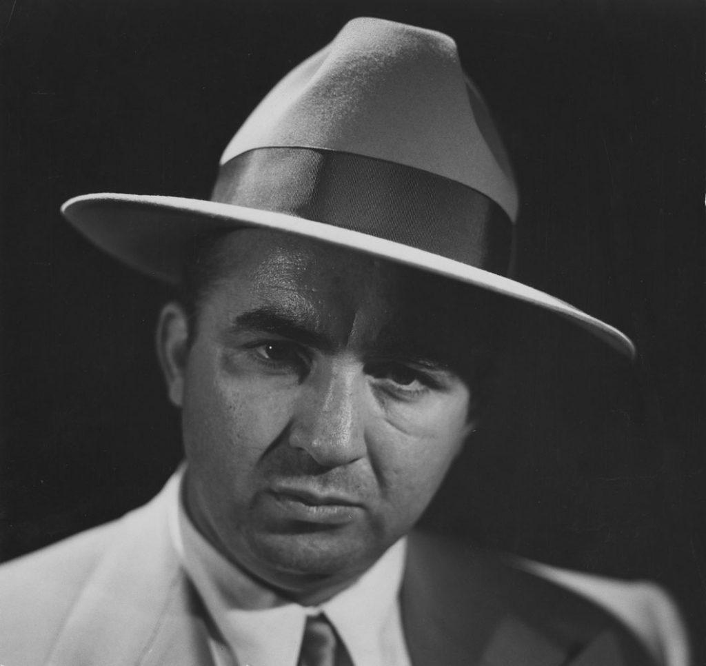 Mickey Cohen, 1949