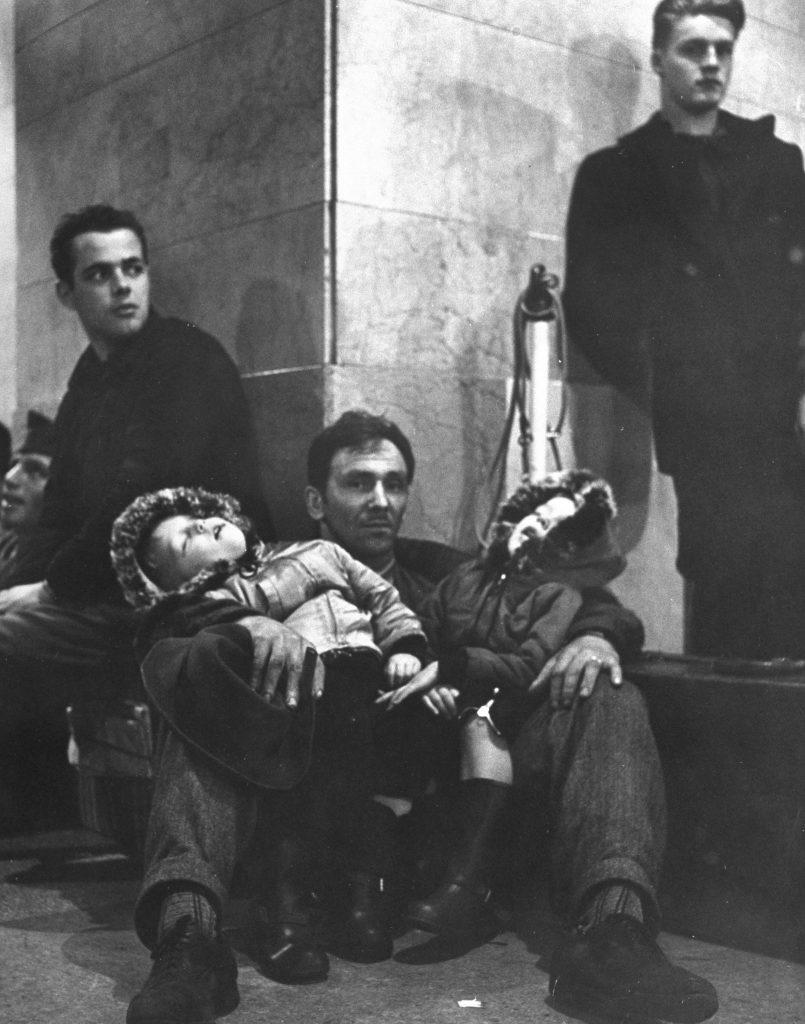 Grand Central, 1948