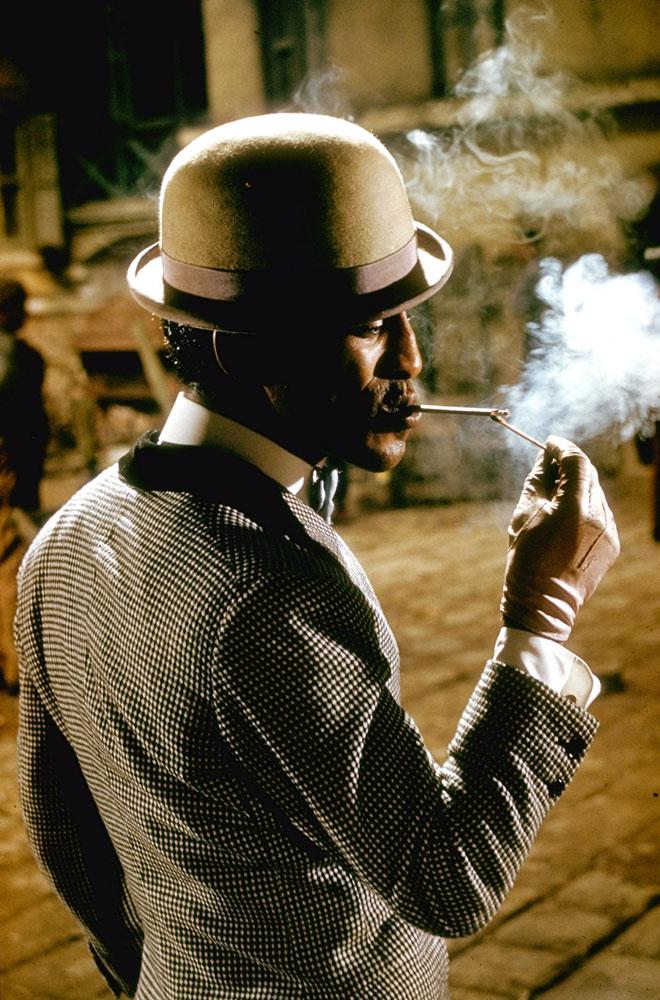 Sammy davis Jr. as Sportin' Life in 'Porgy and Bess'