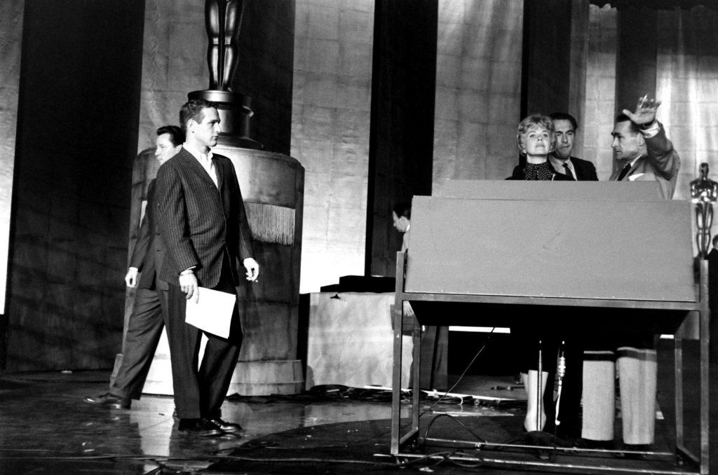 Paul Newman, 1958 Oscars