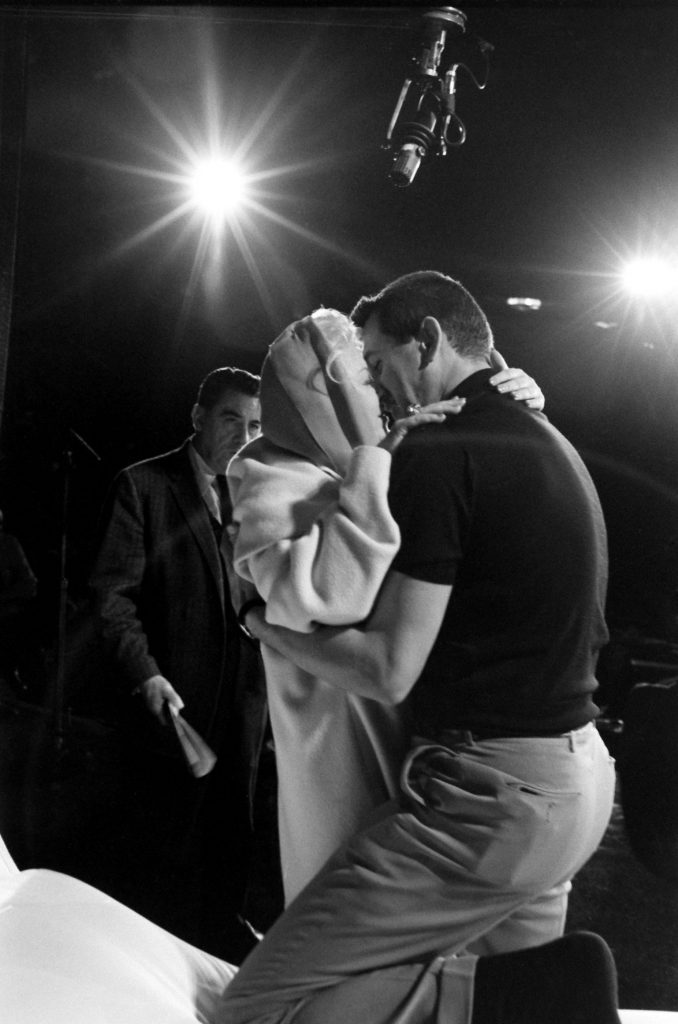 Mae West and Rock Hudson