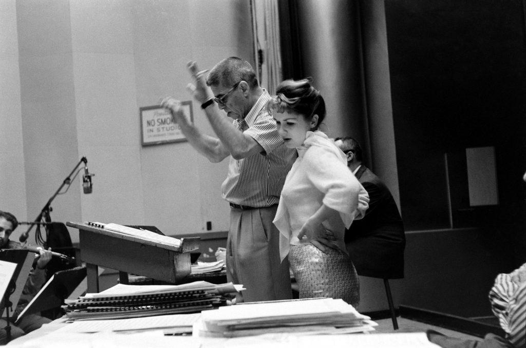Debbie Reynolds, 1958