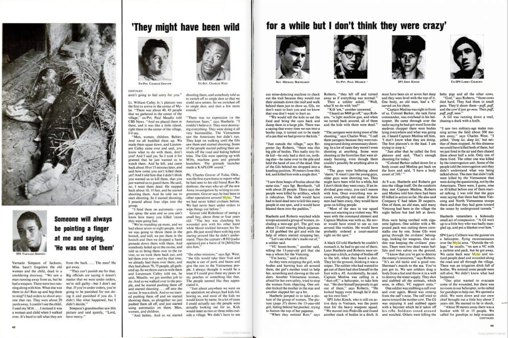 December 5, 1969 issue of LIFE Magazine