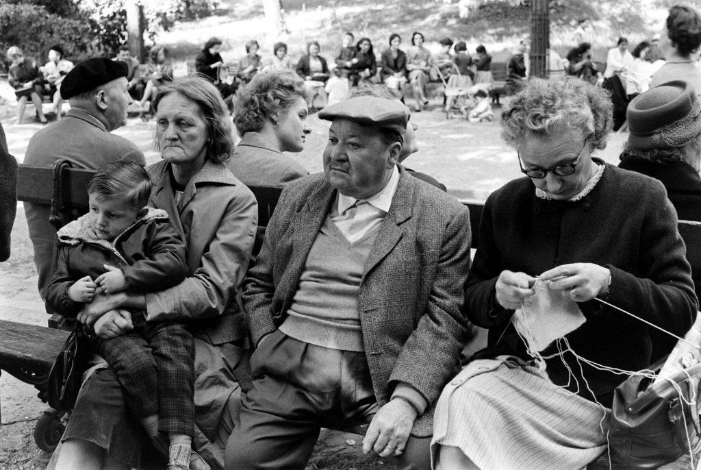 Parisians, 1963.