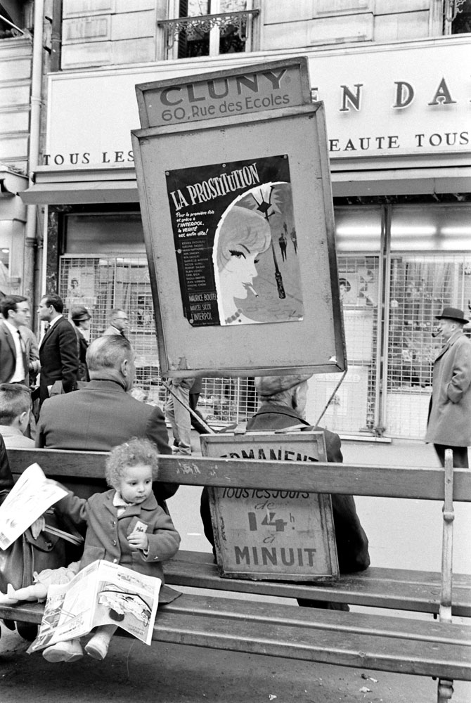 Paris, 1963.