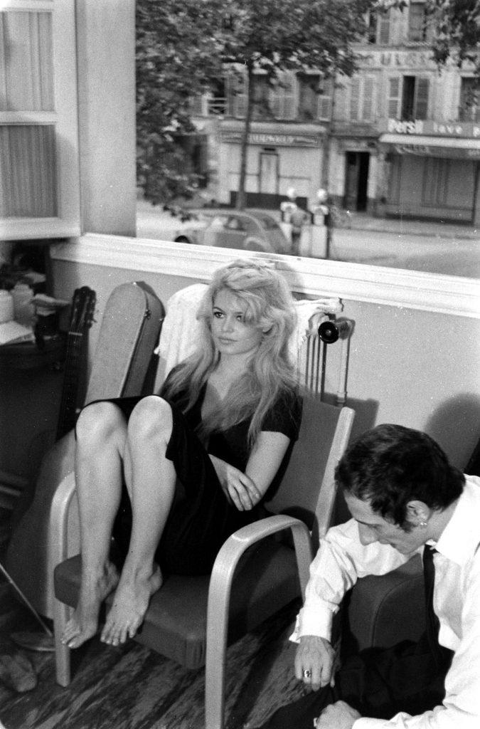 Brigitte Bardot 1958