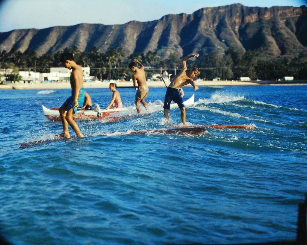 Surfing, 1959.