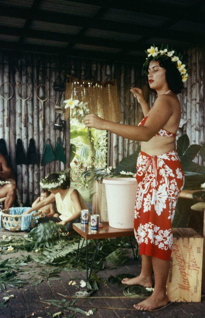 Hawaii, 1959.