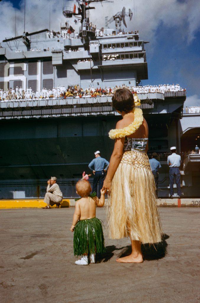 Pearl Harbor, 1959.