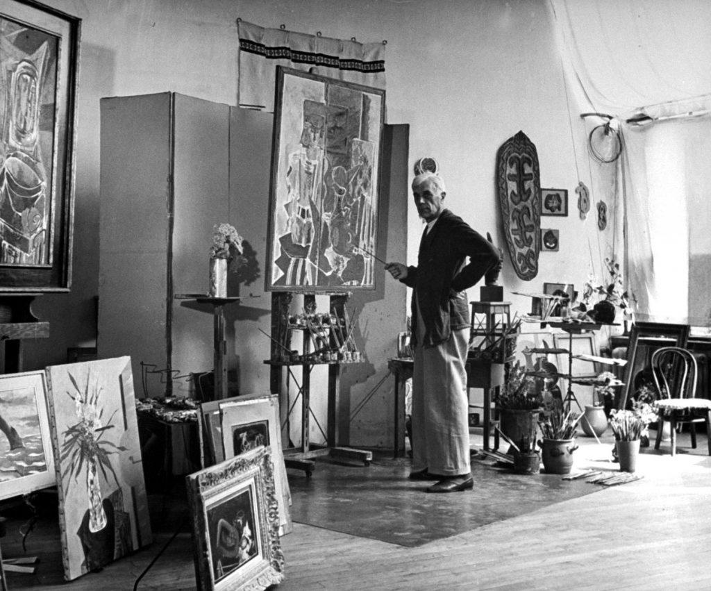 Georges Braque 1946