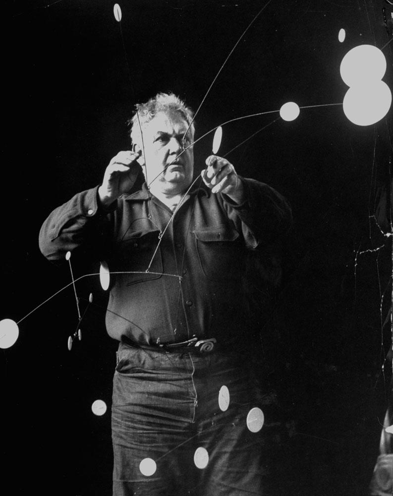 Alexander Calder 1952
