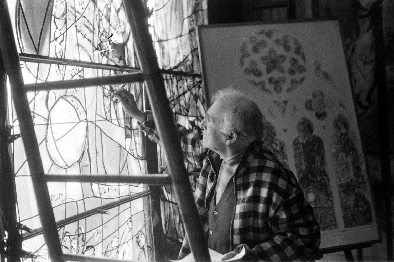 Marc Chagall 1960