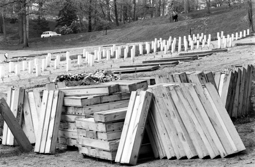 Arlington National Cemetery 1965
