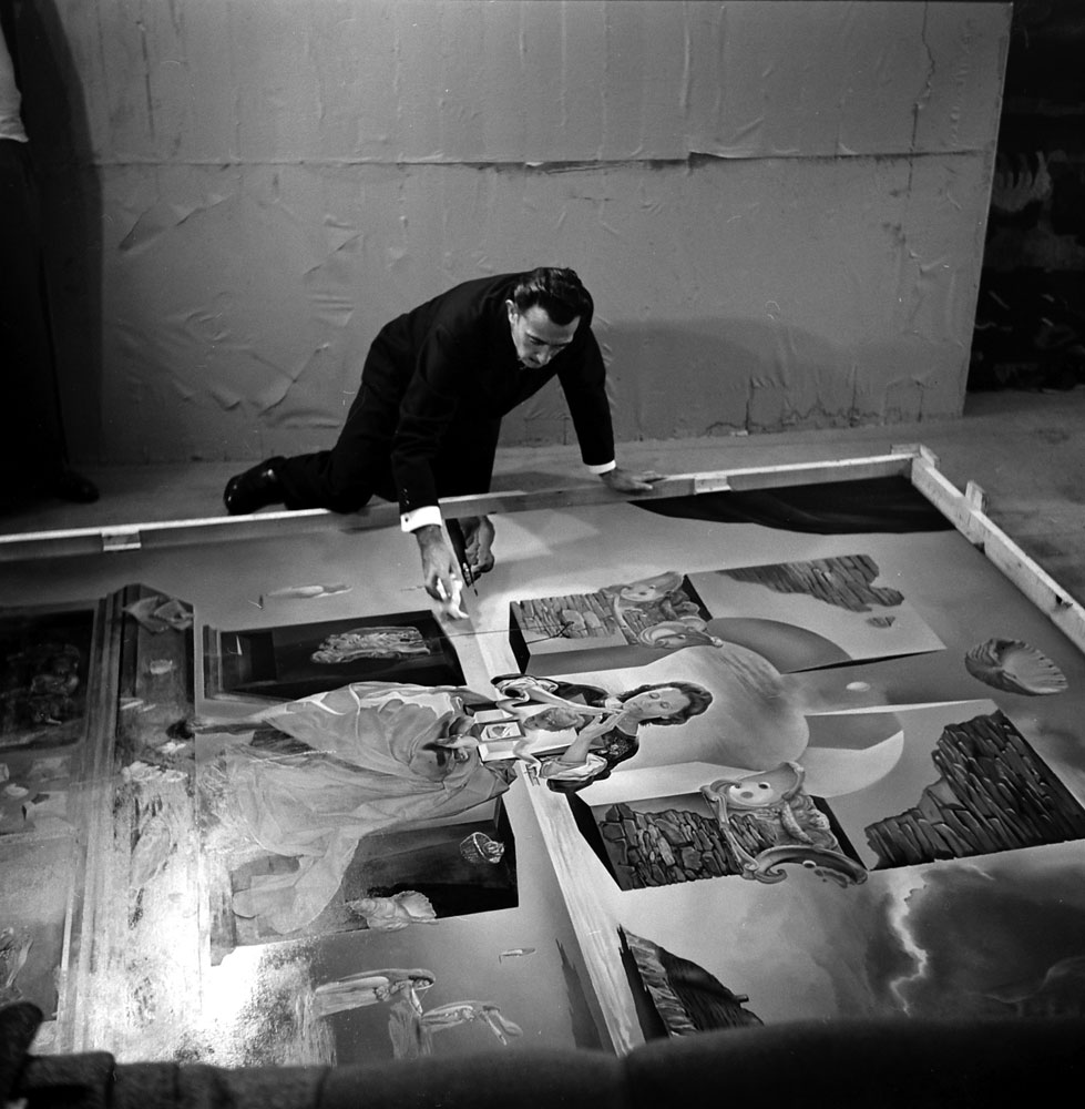 Salvador Dali 1950