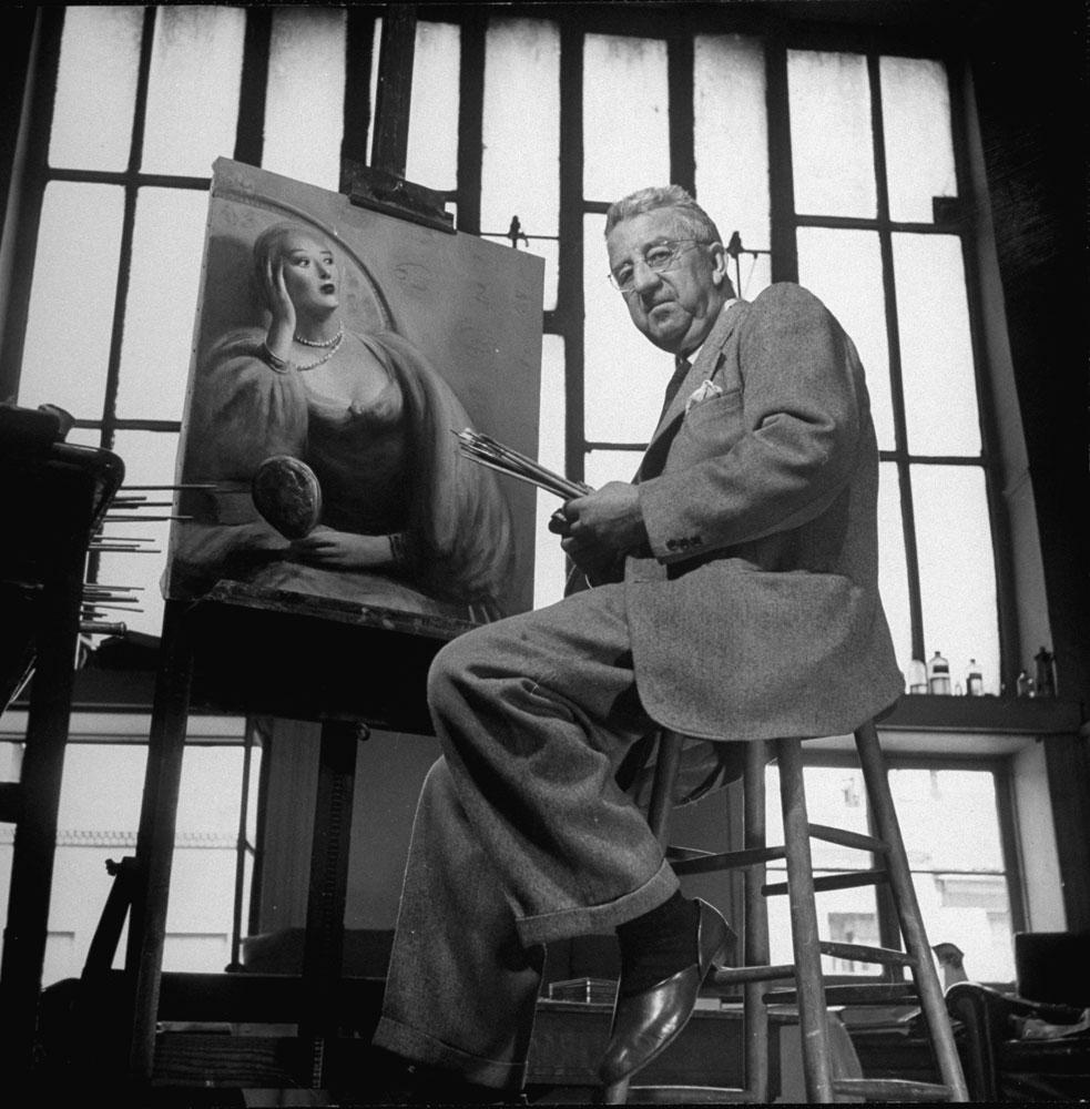 Guy du Bois 1949