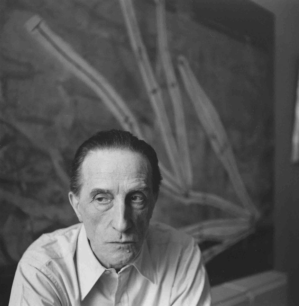 Marcel Duchamp 1952