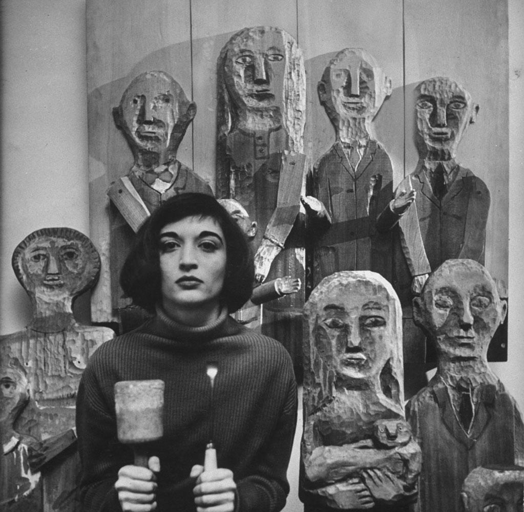 Marisol Escobar 1957