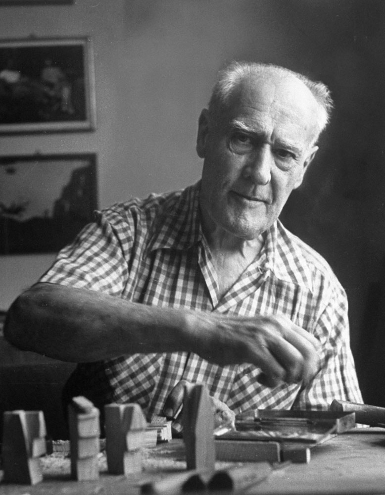 Lyonel Feininger 1951