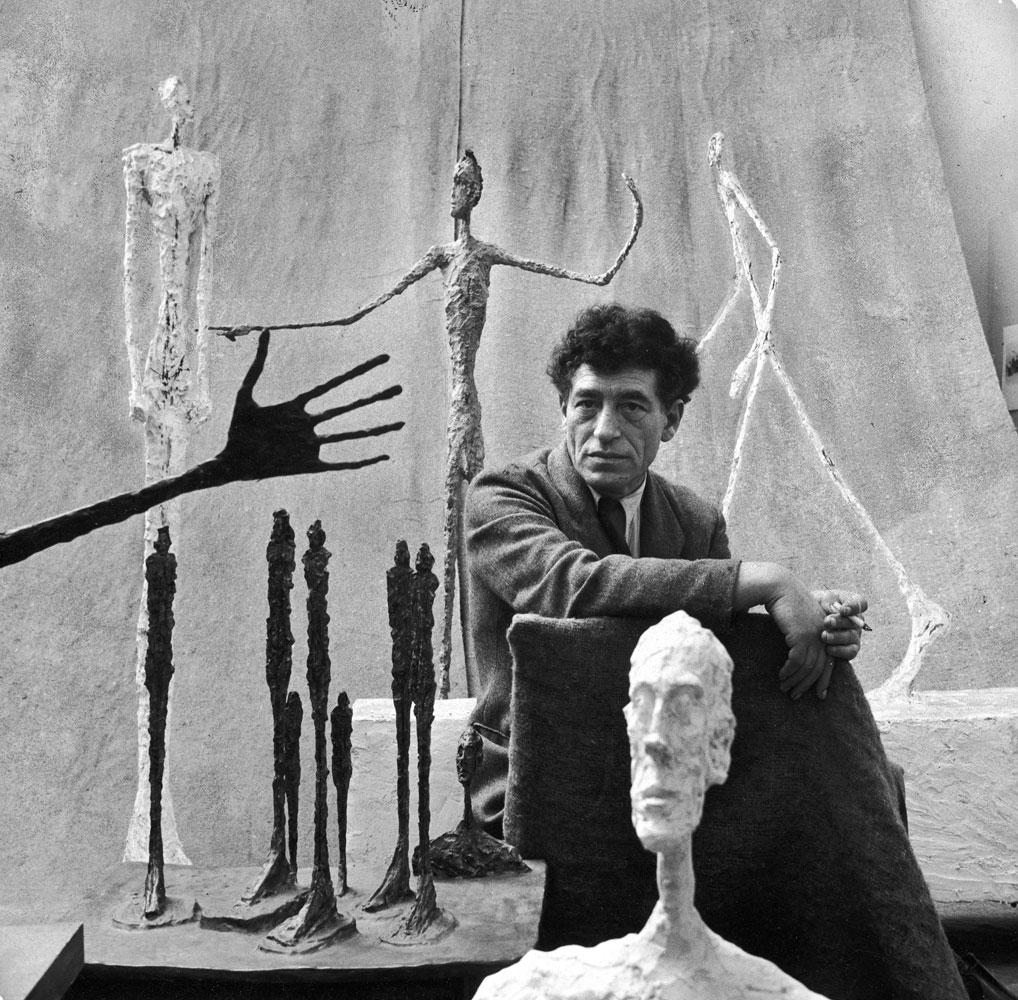 Alberto Giacometti 1951