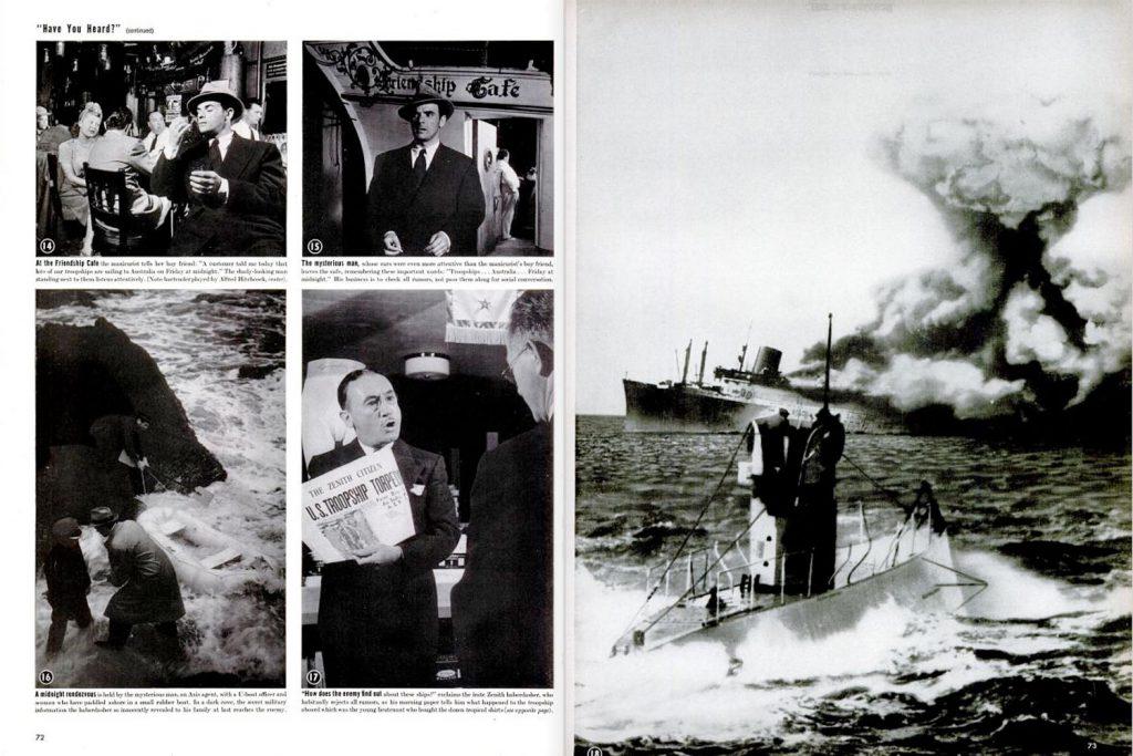 LIFE magazine, July 13, 1942.