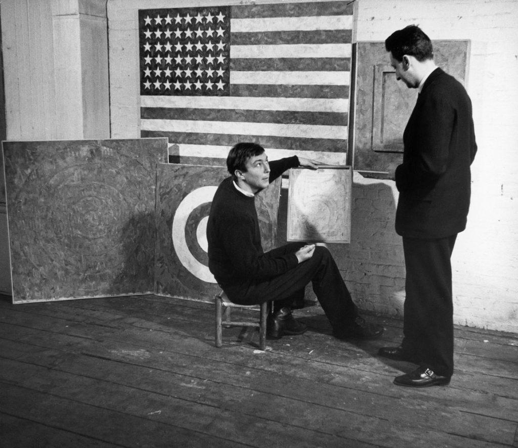 Jasper Johns 1958