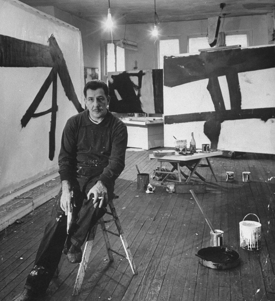 Franz Kline 1954
