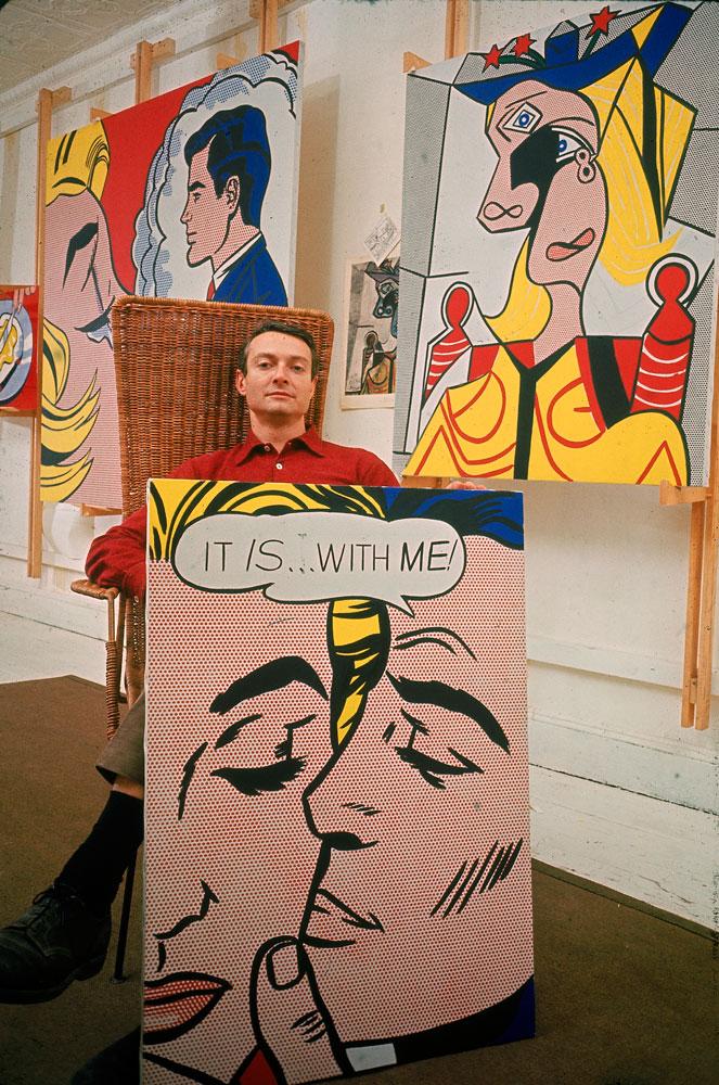 Roy Lichtenstein 1963