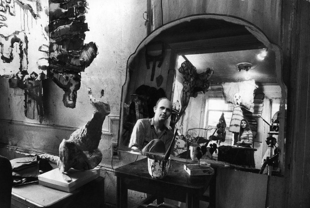 Claes Oldenburg 1960