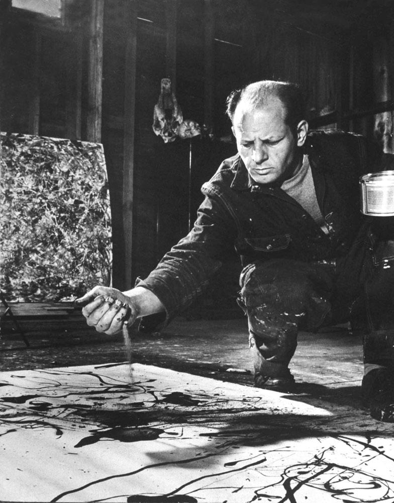 Jackson Pollock 1949