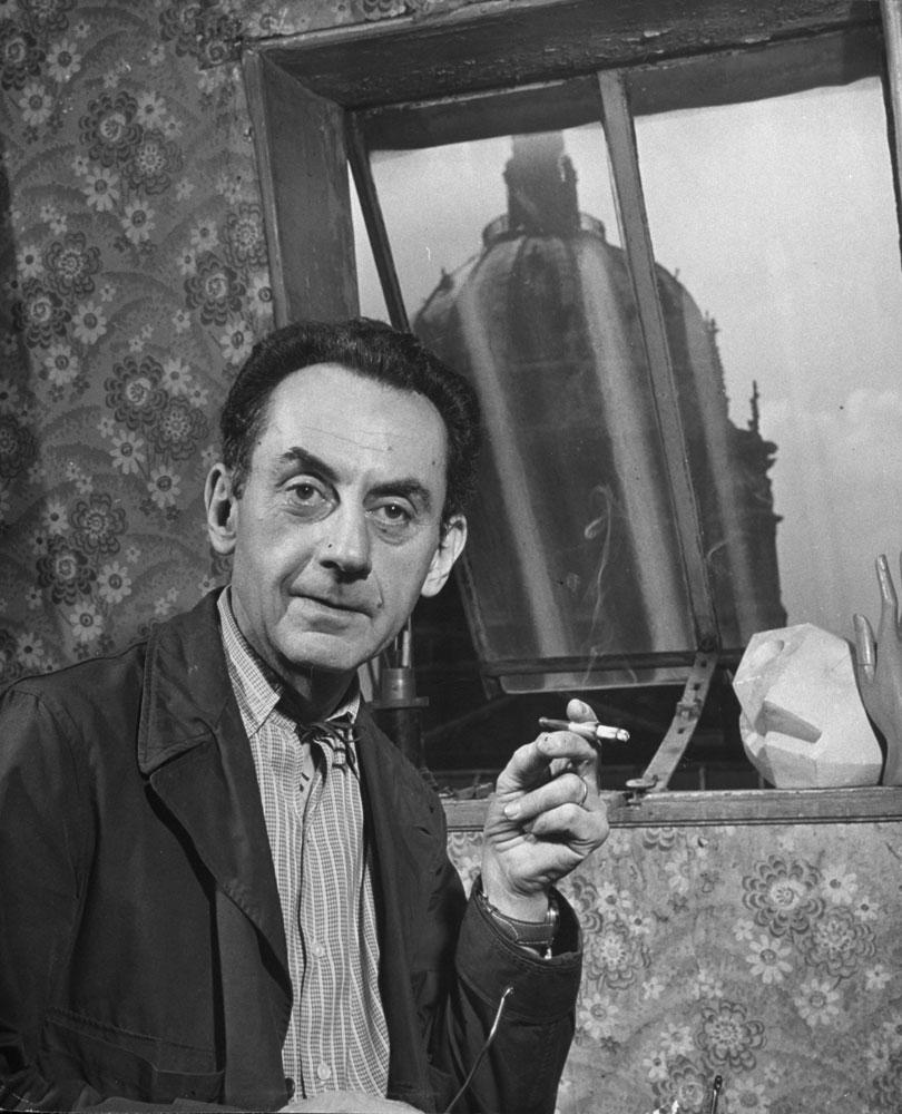 Man Ray 1947
