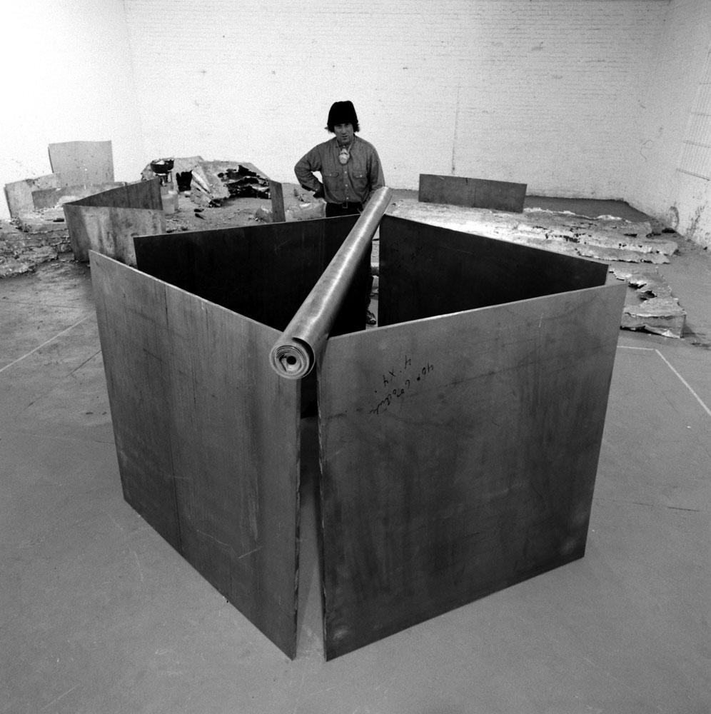 Richard Serra 1969