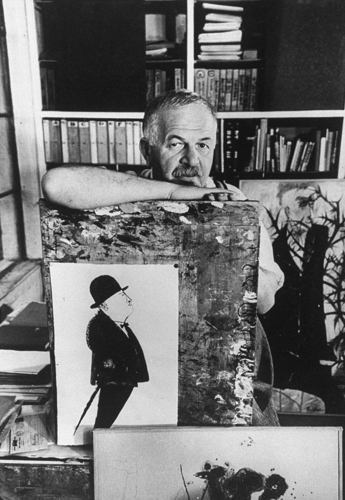 Ben Shahn 1954