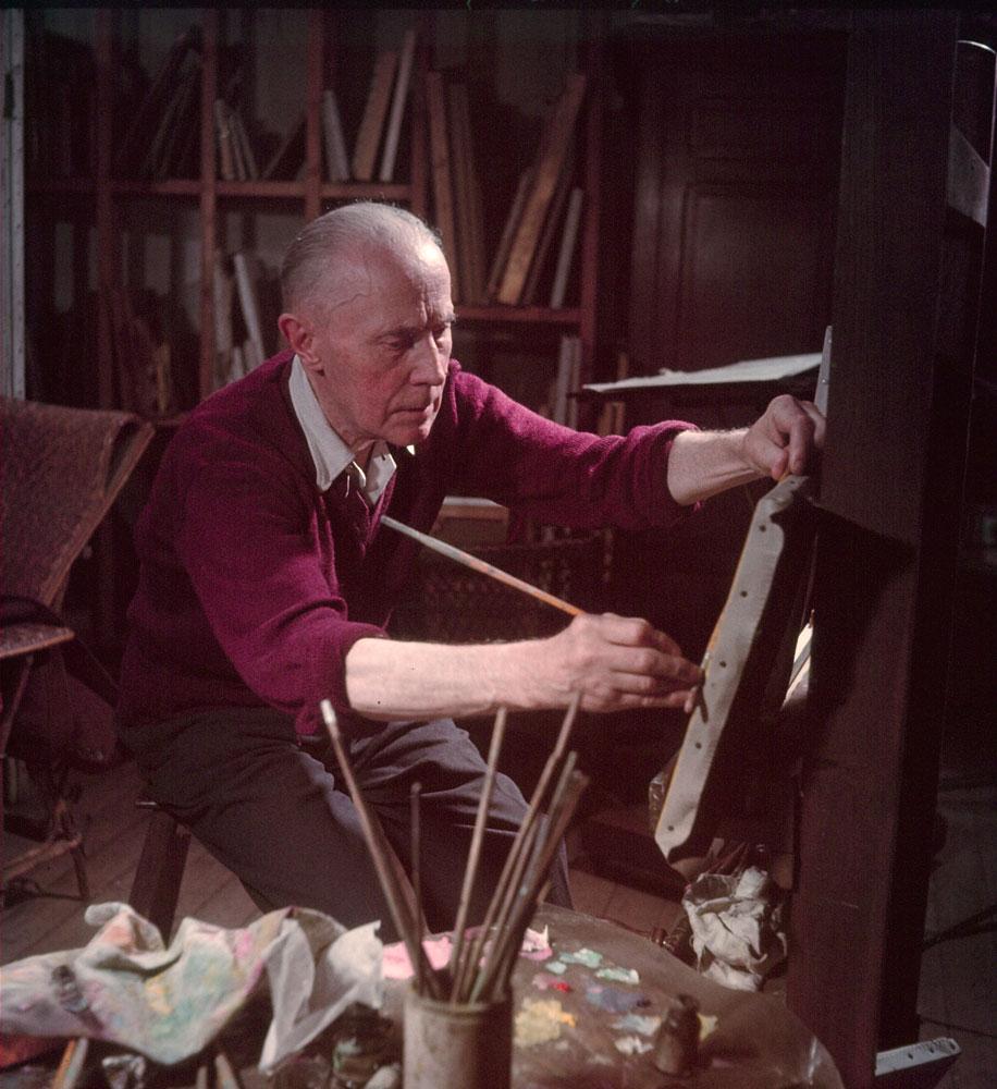 Jacques Villon 1949