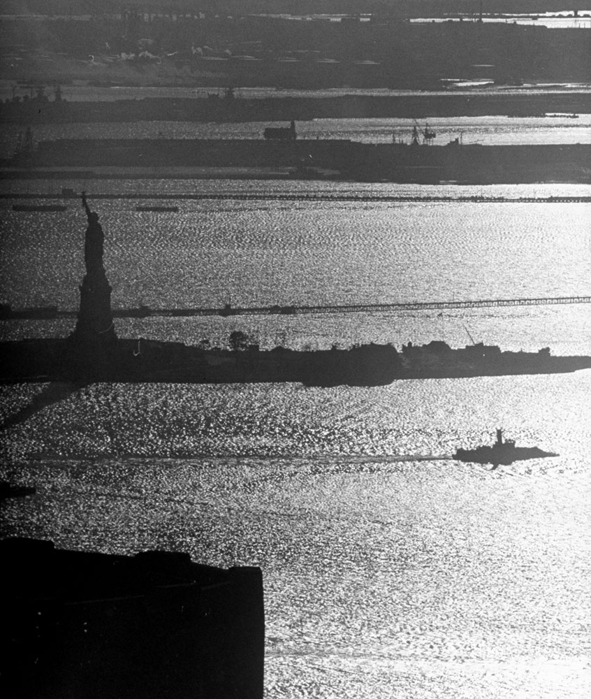 Statue of Liberty, 1946.