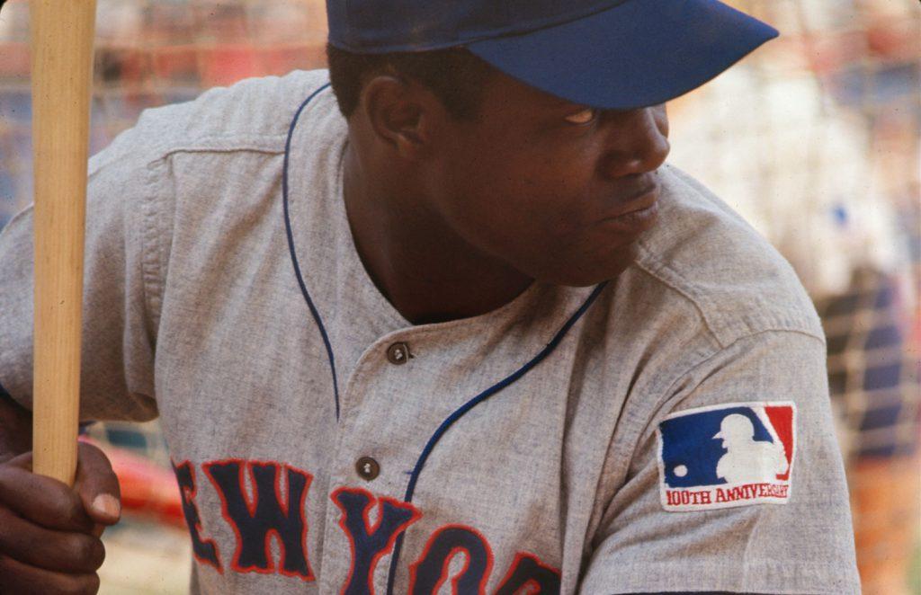 Ed Charles, 1969 Mets