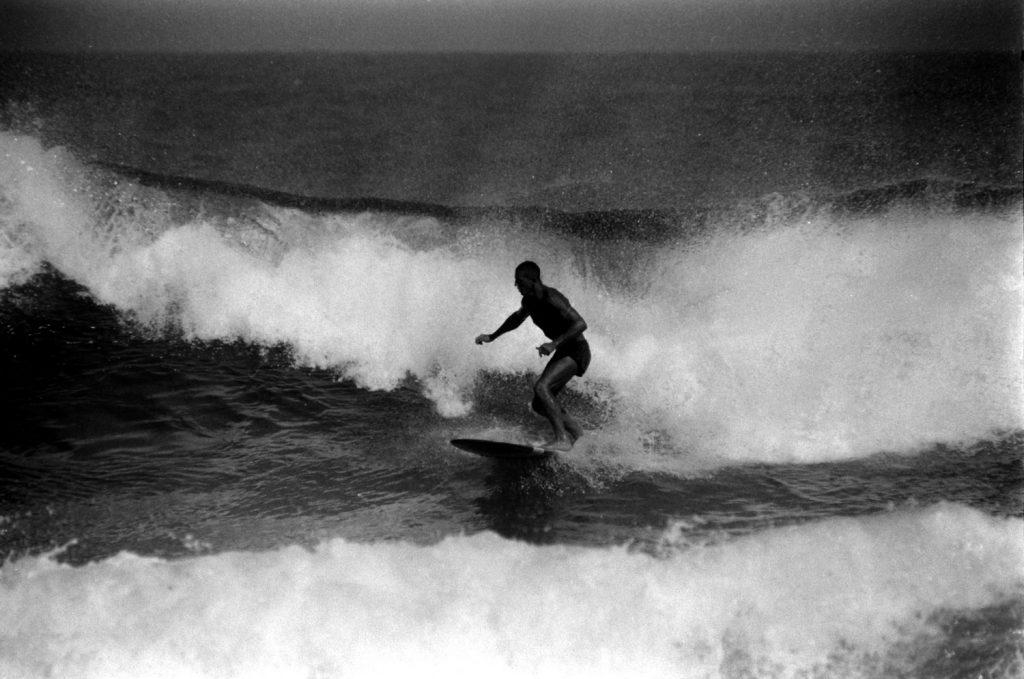 Surfing, Australia, 1958