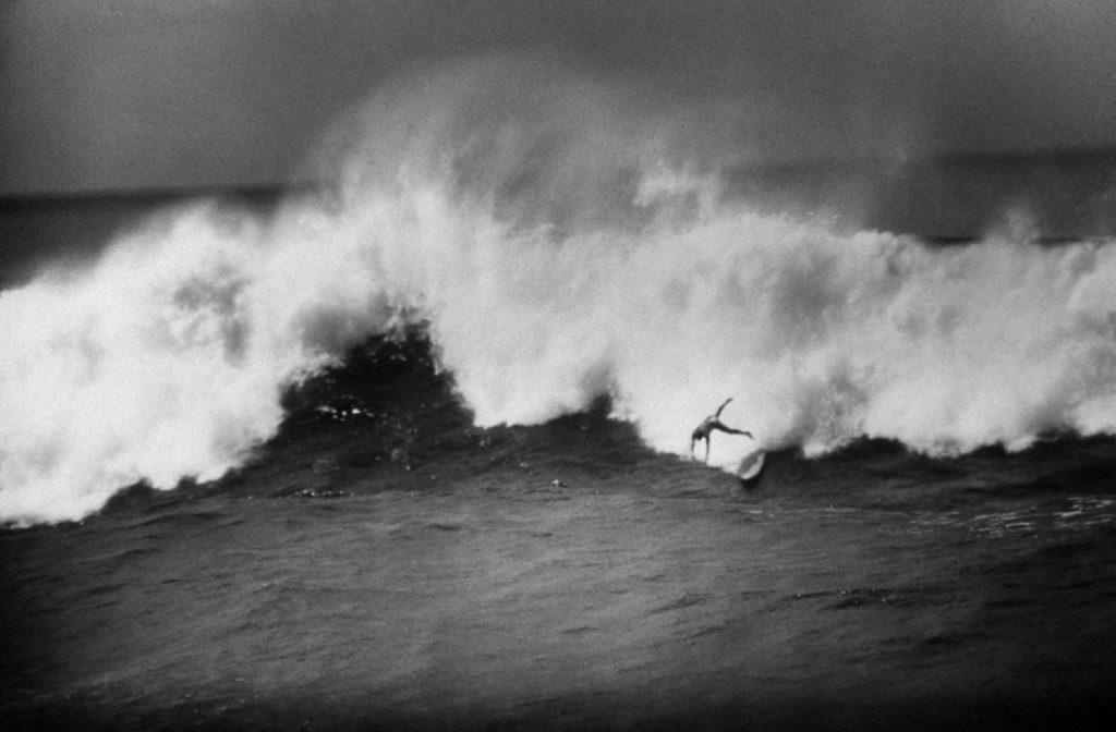 Surfing, Hawaii, 1963
