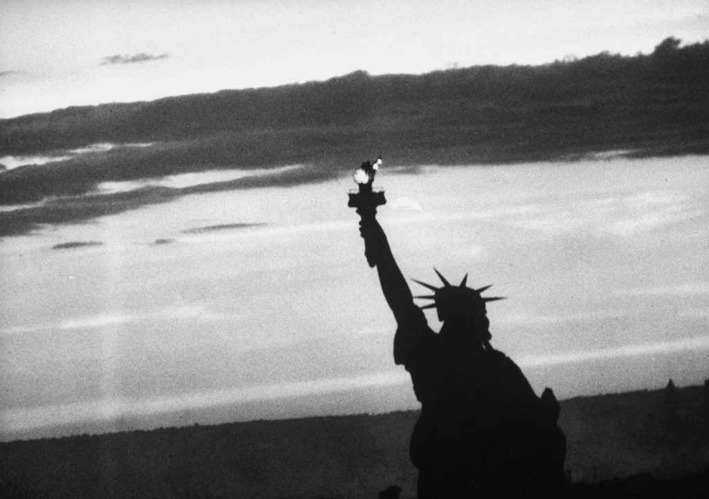 Statue of Liberty, 1961.