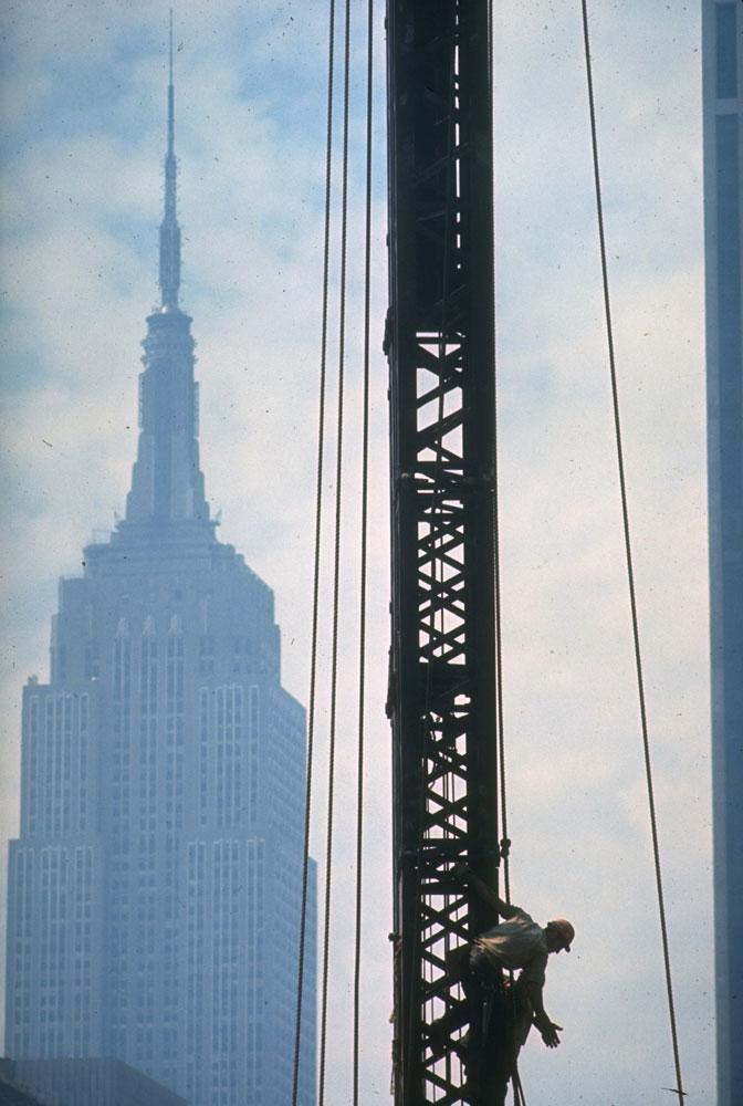 New York City, summer 1969.