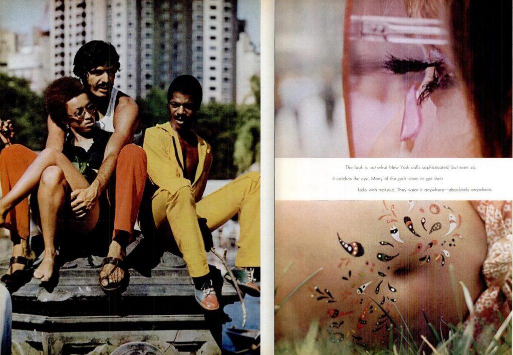 New York Look, LIFE Magazine 1969