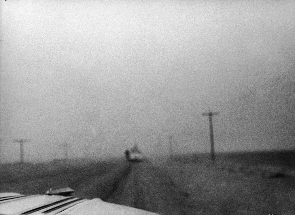 Colorado Dust Bowl, 1954.