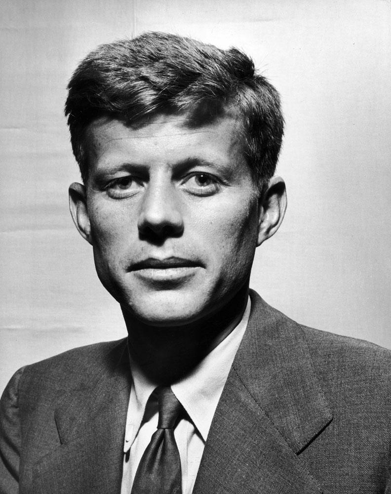 Rep. John F. Kennedy, 1947.