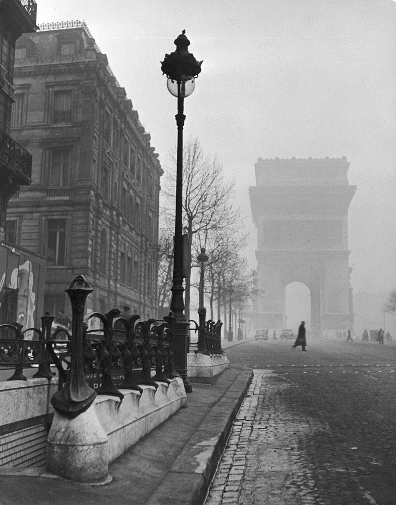 Arc de Triomphe, 1946