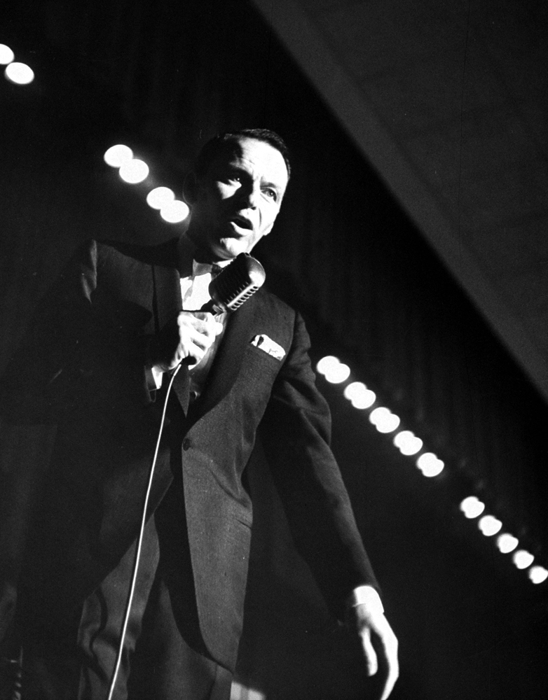 Frank Sinatra, 1961.