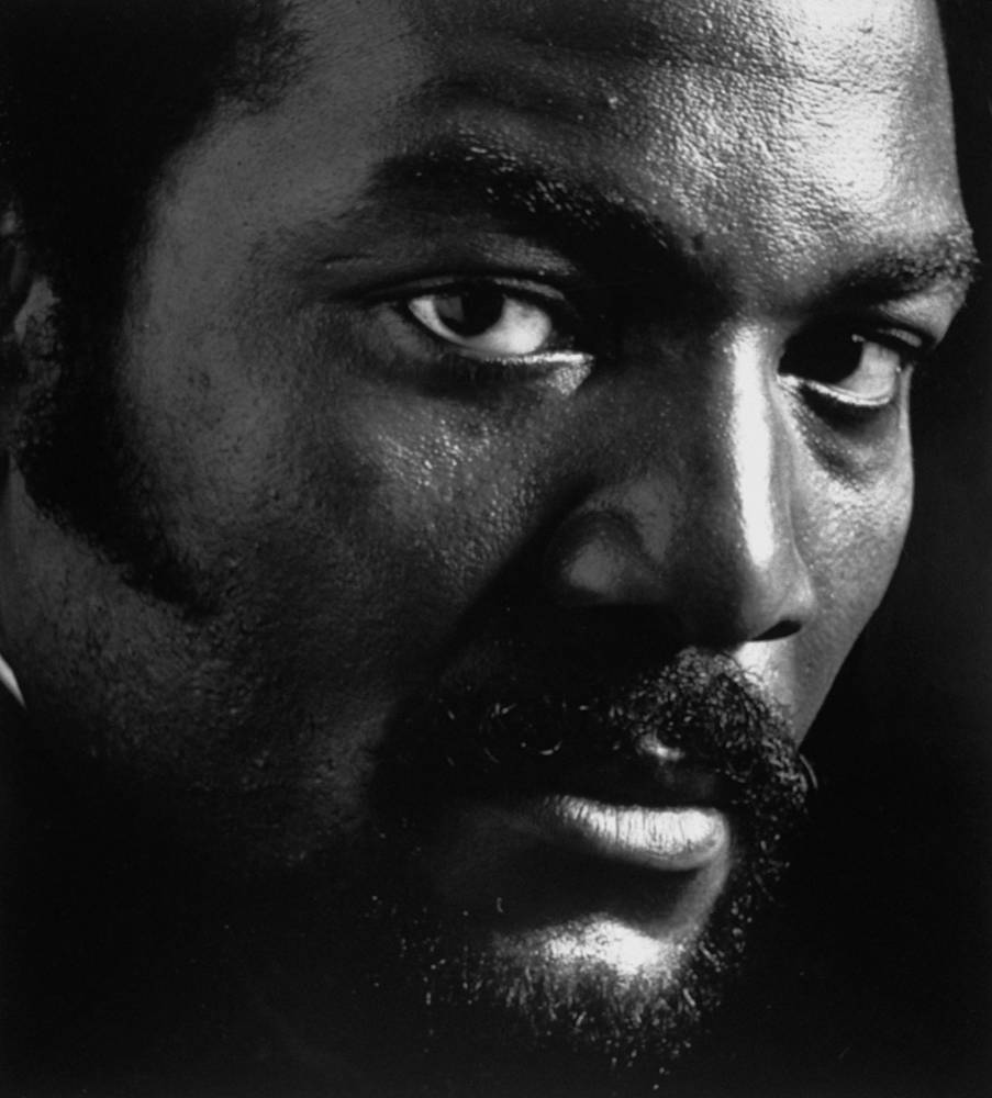 Former pro football player-turned-actor Jim Brown in 1969.