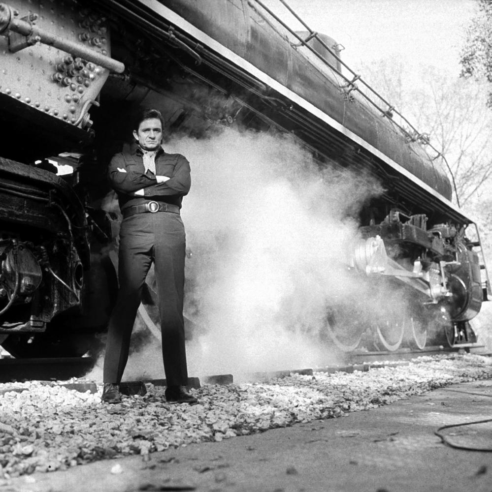 Johnny Cash in 1969.