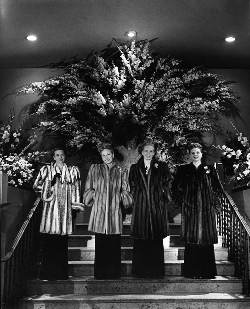Neiman Marcus, Texas Store 1945 by Life Photographer Nina Leen