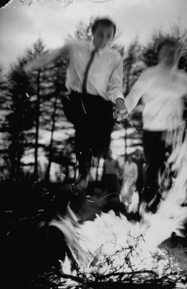 Witchcraft in England in the 1960s