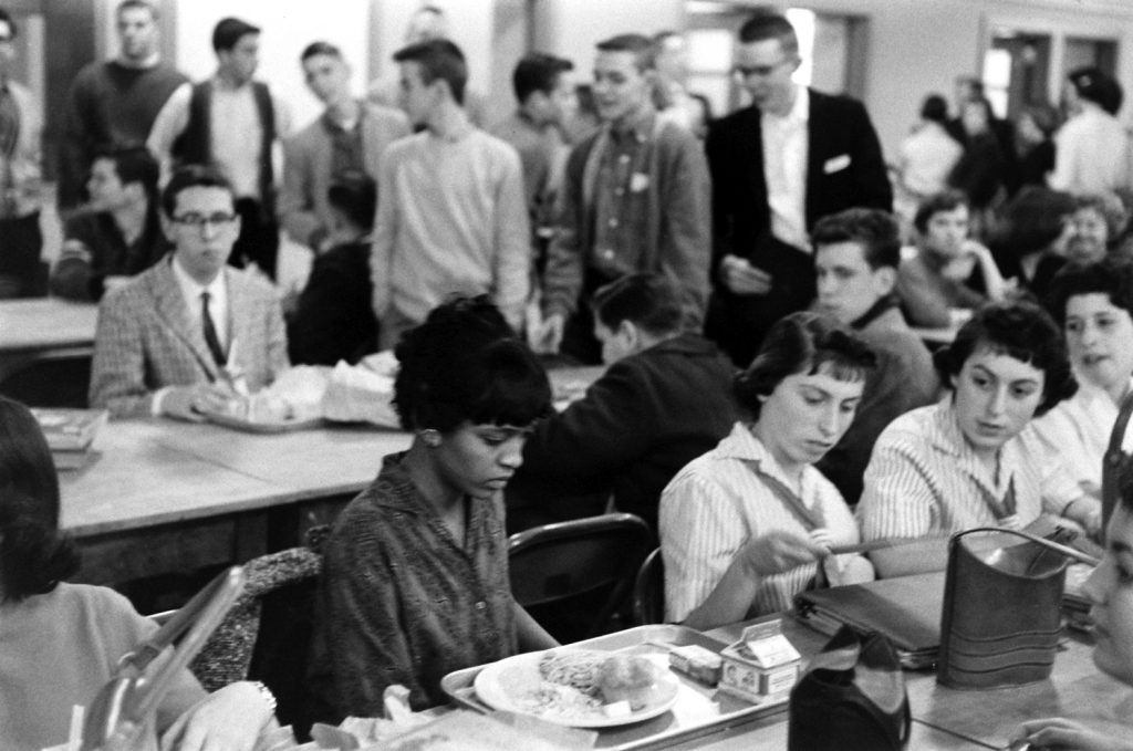 Betty Jean Reed, Granby High School, Norfolk, Va., 1959.
