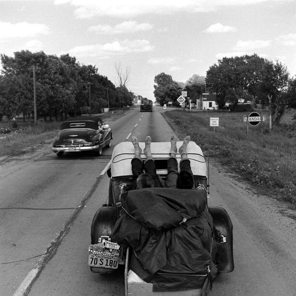 Route 30, USA, 1948.